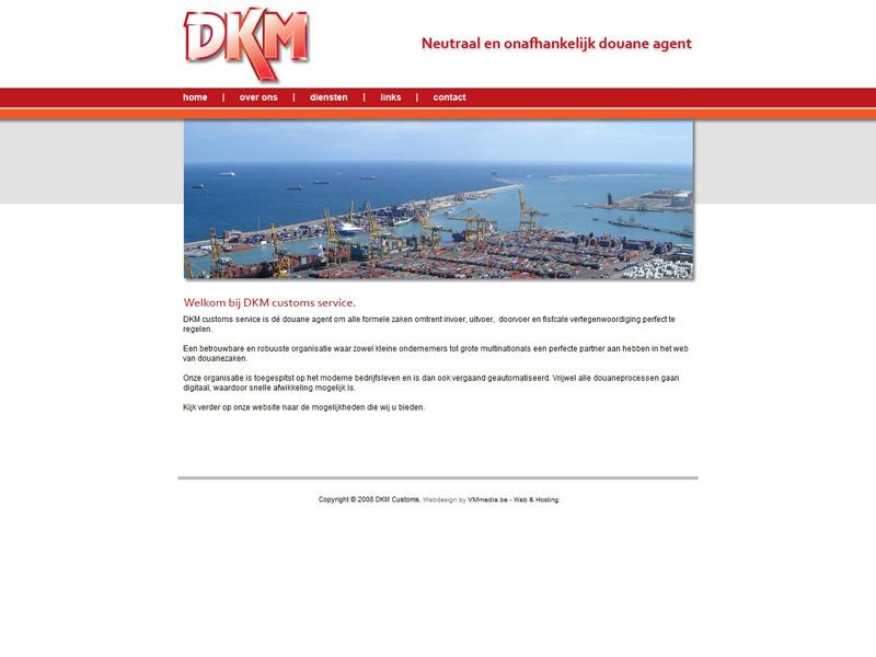 DKM-customs