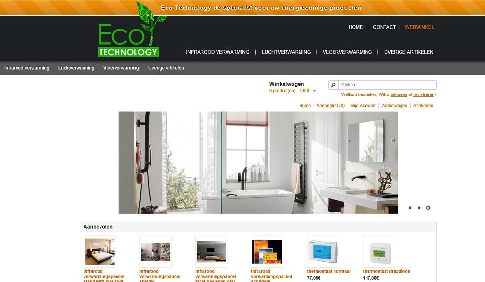 Eco-technology (niet meer online)