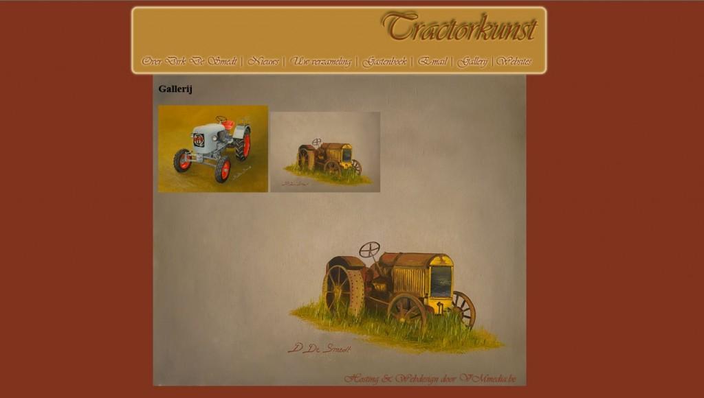 Tractorkunst (niet meer online)