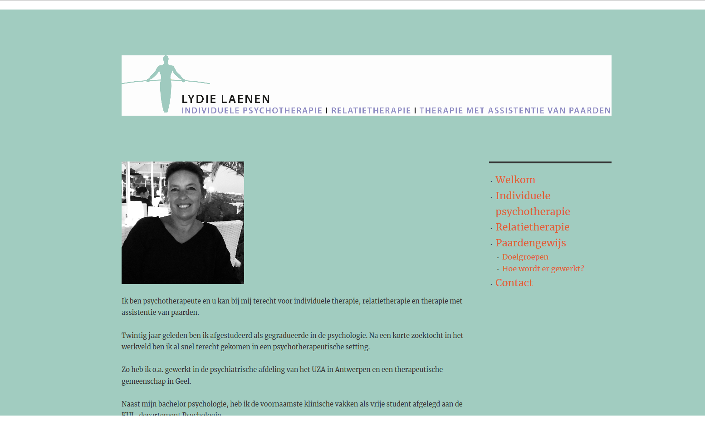 Lydie Laenen
