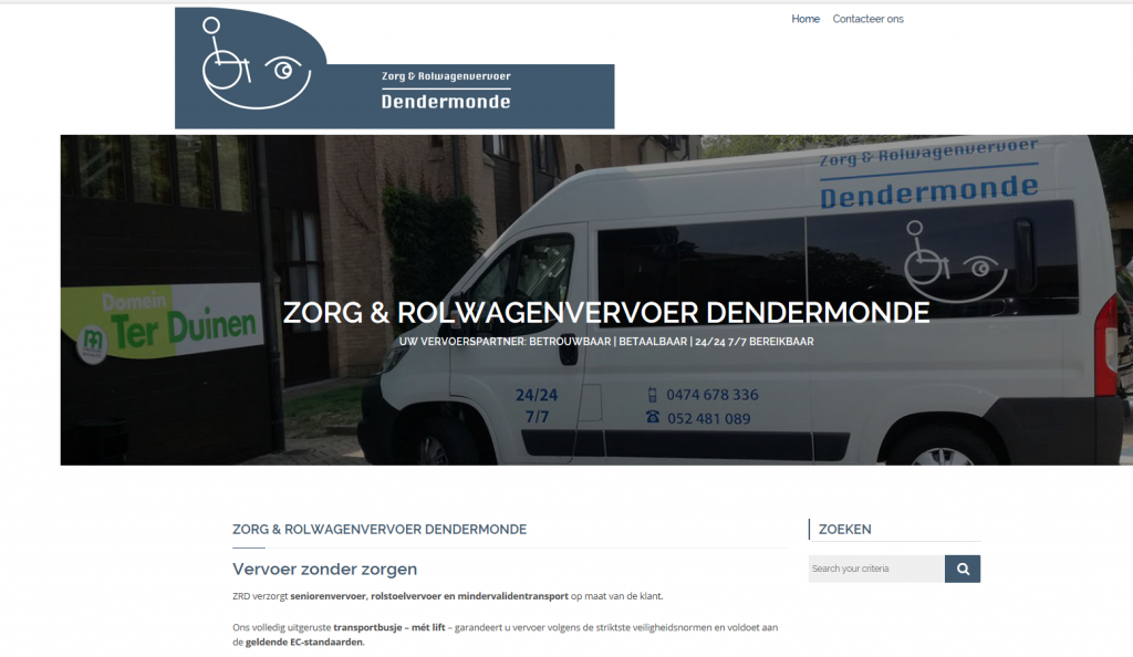 Zorgvervoer Dendermonde
